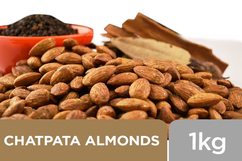 California Roasted Almonds 1kg.