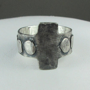Rosary Ring in Size 7