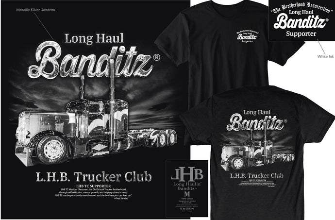 1st Edition LHB Support Shirt