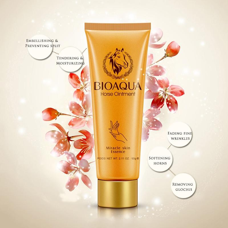 Horse Ointment Miracle Skin Essence Hand Cream