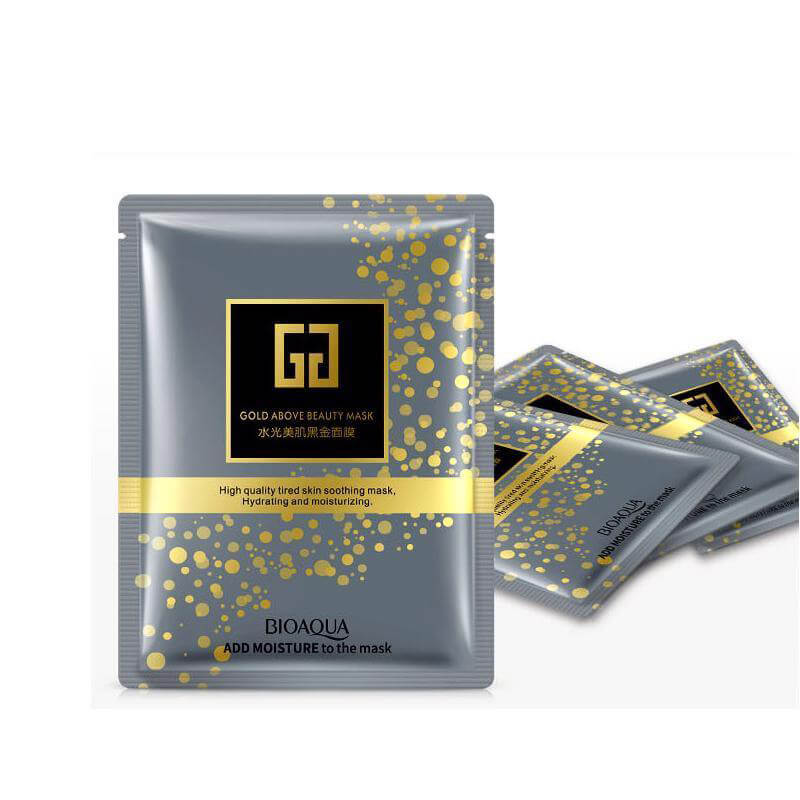 24K Golden Above Beauty Facial Mask