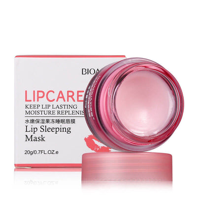 Lipcare Jelly Lip Sleeping Mask - Keep Lip Lasting Moisture Replenishment - BIOAQUA® OFFICIAL STORE