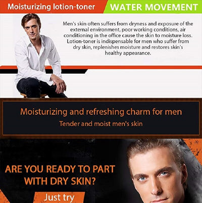 Menonly Passion and Charm - Customized Oil Control For Men - BIOAQUA® OFFICIAL STORE