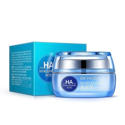 HA Hyaluronic Acid Moisture Replenishment Cream - Water Get - BIOAQUA® OFFICIAL STORE