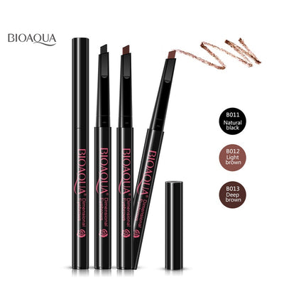 3 Colors Dimensional Eyebrows Pencil