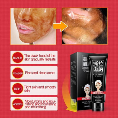 Clear Soft And Moist Peel-Off Mask