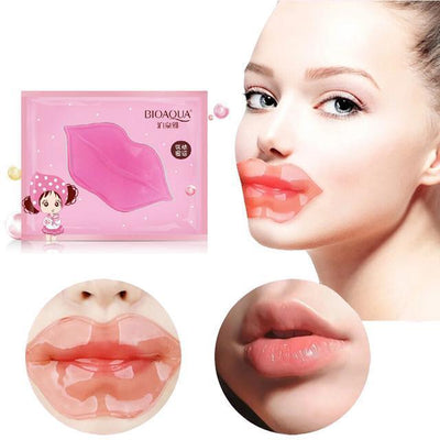 Pink Girl Crystal Collagen Lip Mask - BIOAQUA® OFFICIAL STORE