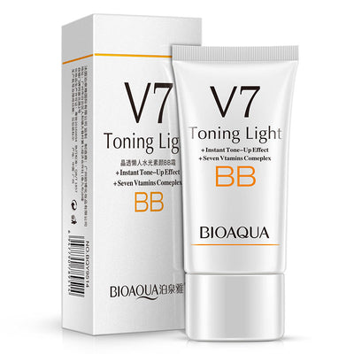 V7 BB Toning light / Deep Hydration Concealer Makeup