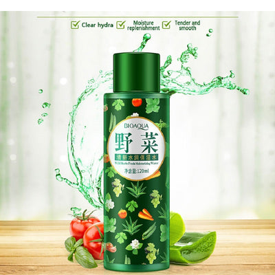 Wild Vegetables Fresh Water Refreshing Hydrating Toner