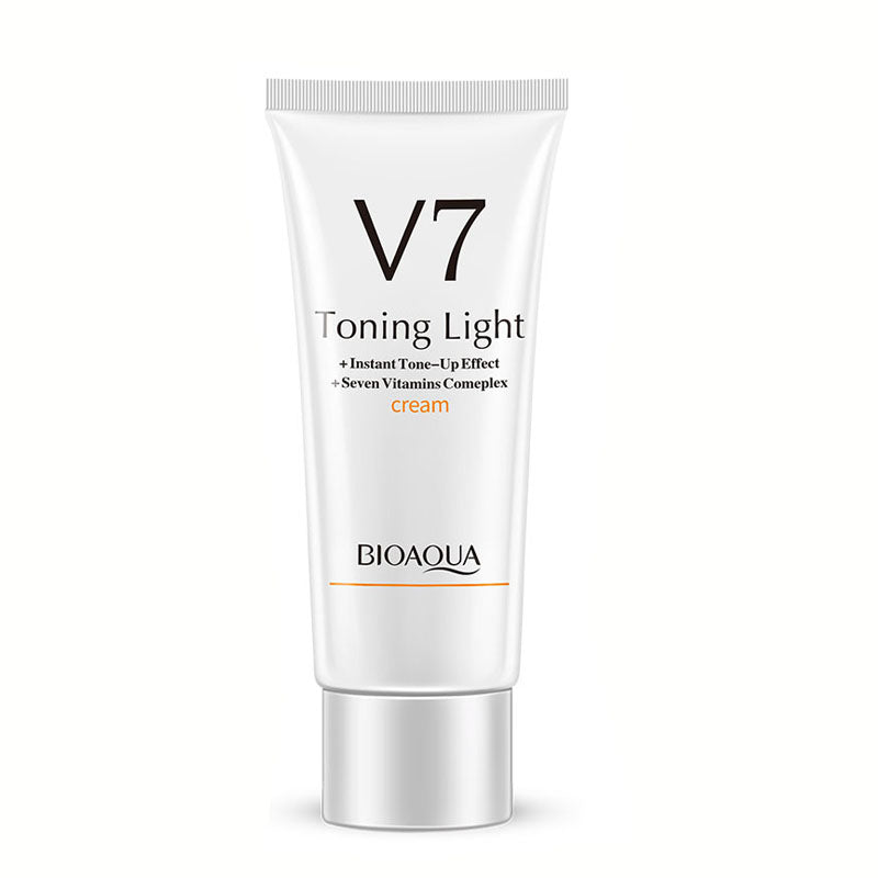 V7 Toning Light/ Deep Hydration Concealer Facial Cream