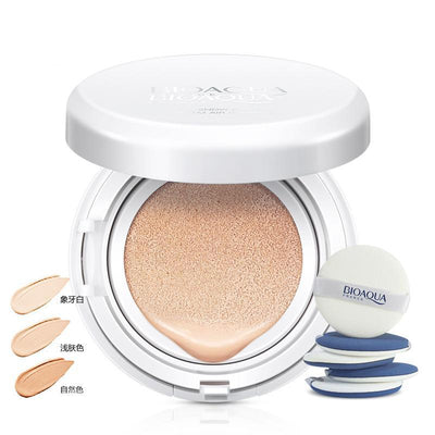 Snow BB Cream Air Cushion Extreme Bare Foundation Makeup - BIOAQUA® OFFICIAL STORE