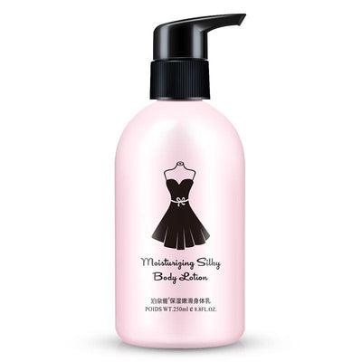 Moisturizing Silky Body Lotion