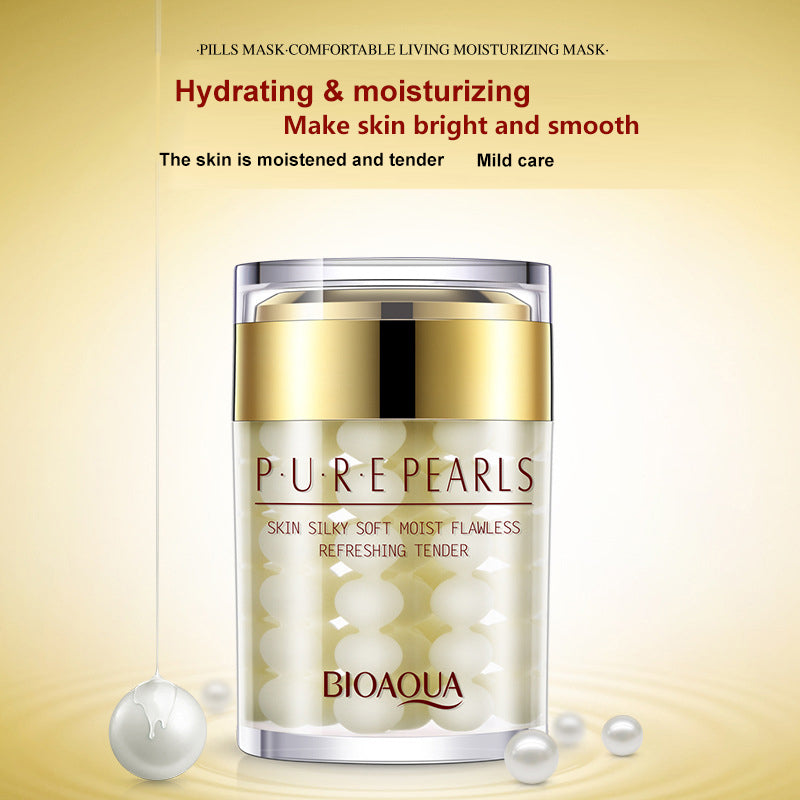 PURE PEARLS - Skin Silky Soft Moist Flawless Refreshing Tender Hydra Serum