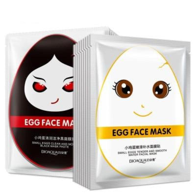BIOAQUA Small Eggs Facial Mask