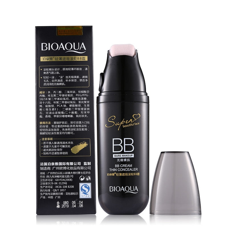 BB Cream Thin Concealer - BB Bare Makeup & Super Beautiful Face - BIOAQUA® OFFICIAL STORE