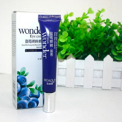 Blueberry Wonder Eye Cream - Keep Skin Young & Beautiful & Energetic - BIOAQUA® OFFICIAL STORE
