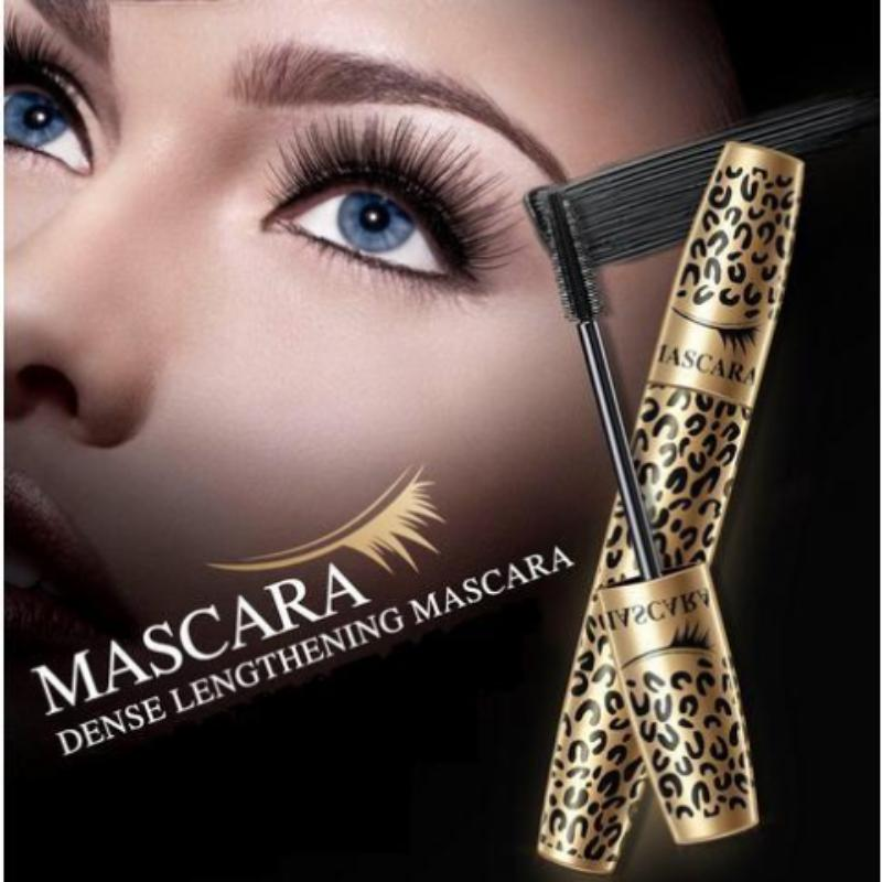 Eye Mascara Makeup Individual Curl Eyelash Extension