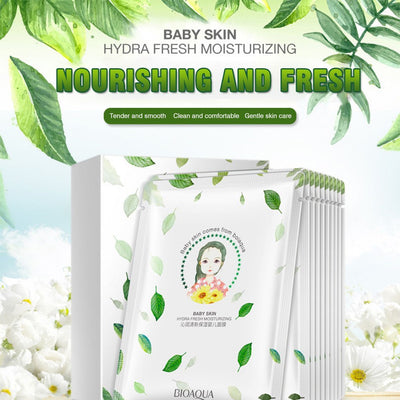 Baby Skin Hydra Fresh Moisturizing Facial Mask