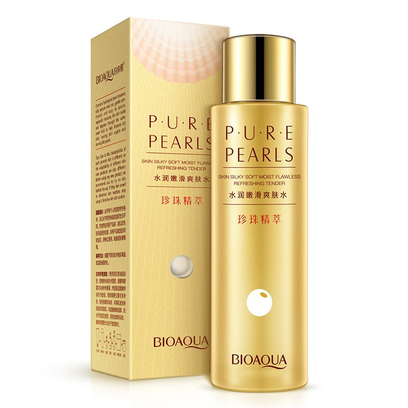Pure Pearl Essence Deep Moisturizing Face Toner