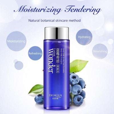 Natural Blueberry Miracle Glow Wonder Facial Toner