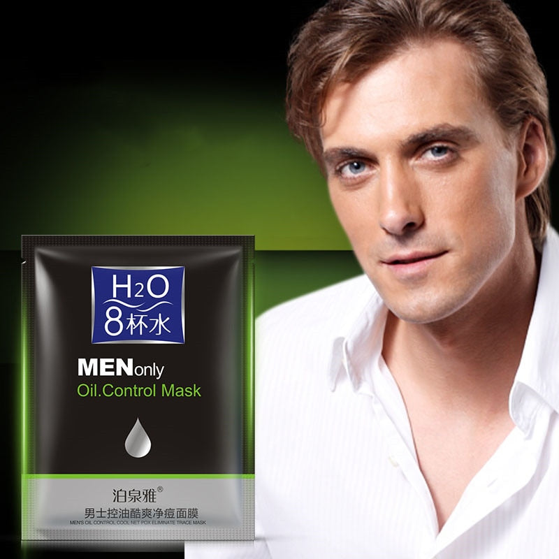 H2O Men Only Oil Control Facial Mask