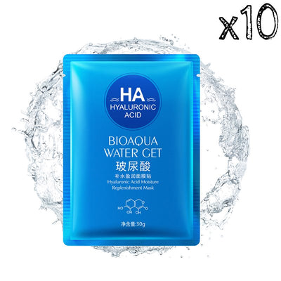 HA Hyaluronic Acid Facial Mask