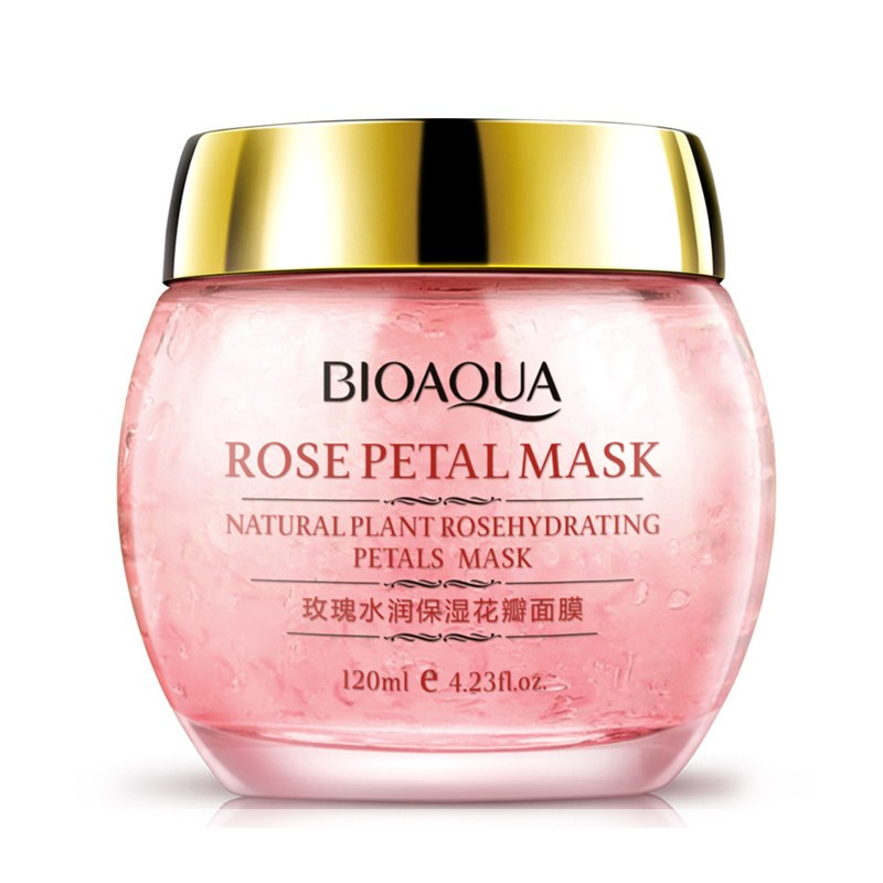 Natural Plant Rose Petal Mask