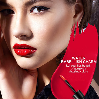Red Wine Lip TINT - Wine Tempting Charm Heart Lip