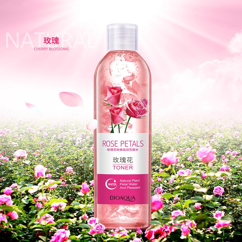 Natural Plant Rose Essence Moisturizing Face Lotion