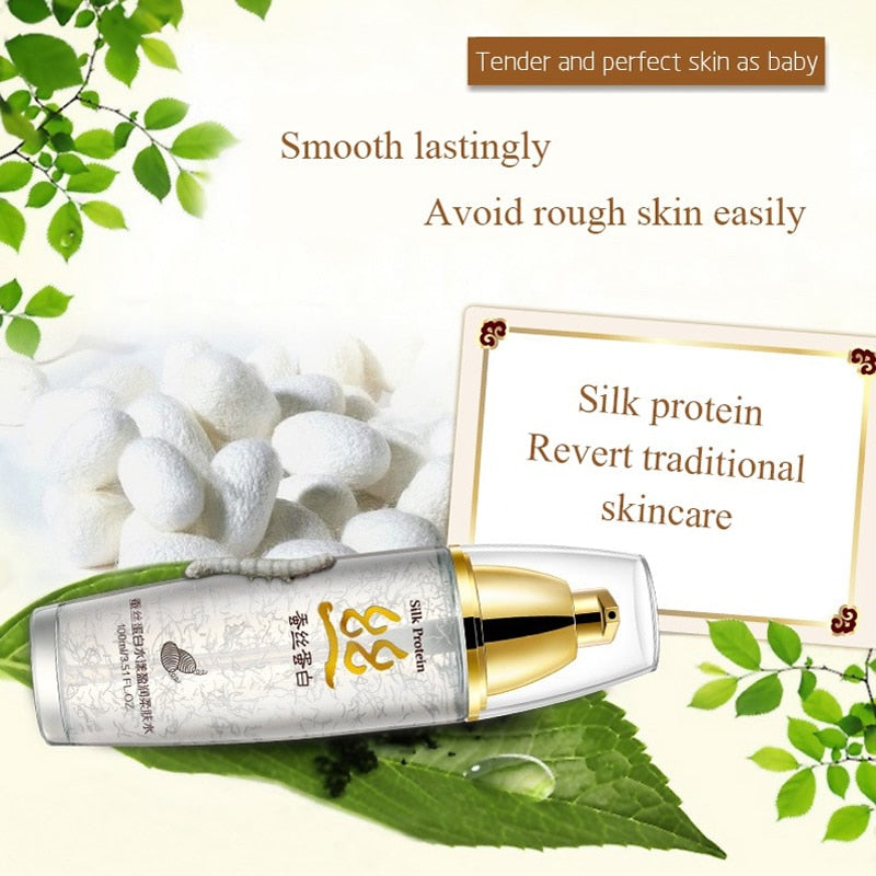 Silk Protein Hyaluronic Acid Liquid Toner