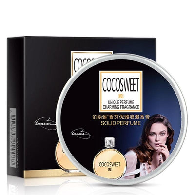 Cocosweet Unique Charming Solid Perfume