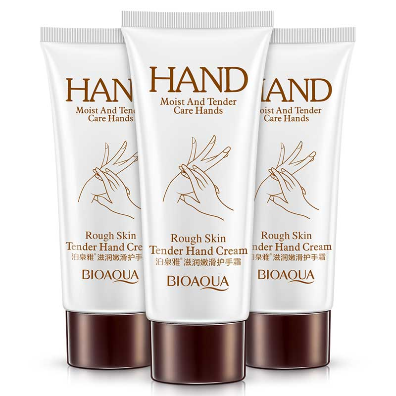 Nourishing Tender Skin Care  Moisturizing Hand Cream