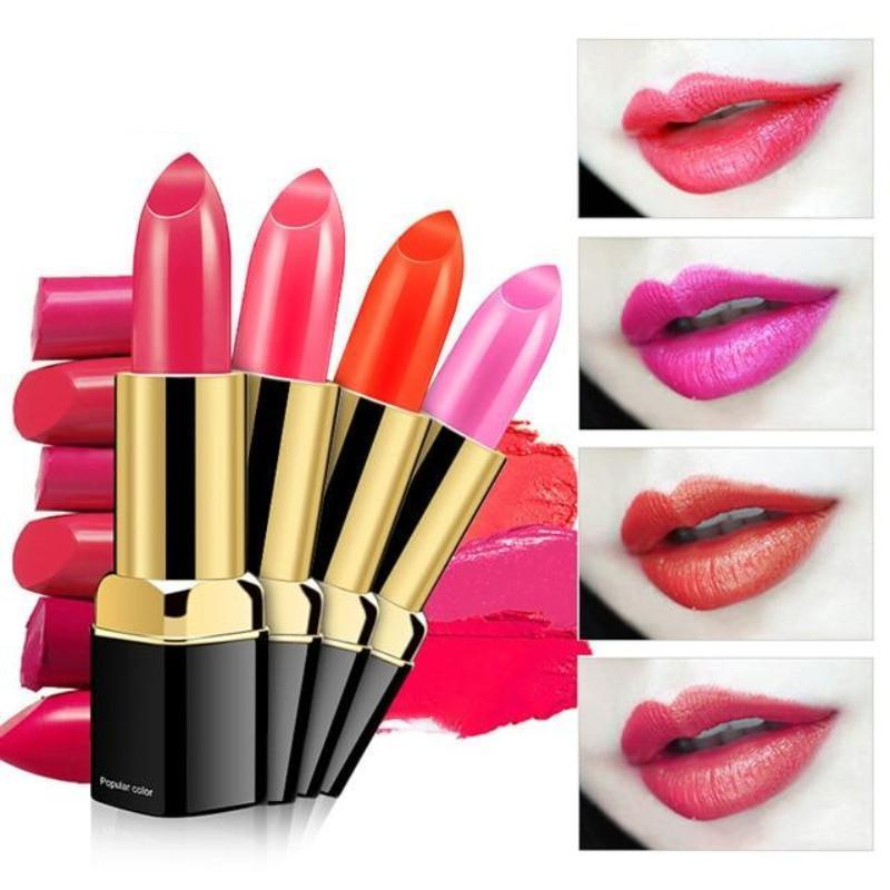 Beauty Lips Moisturizing Charm Kiss Lipstick