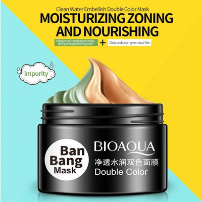 Double Color Ban Bang Mud Mask