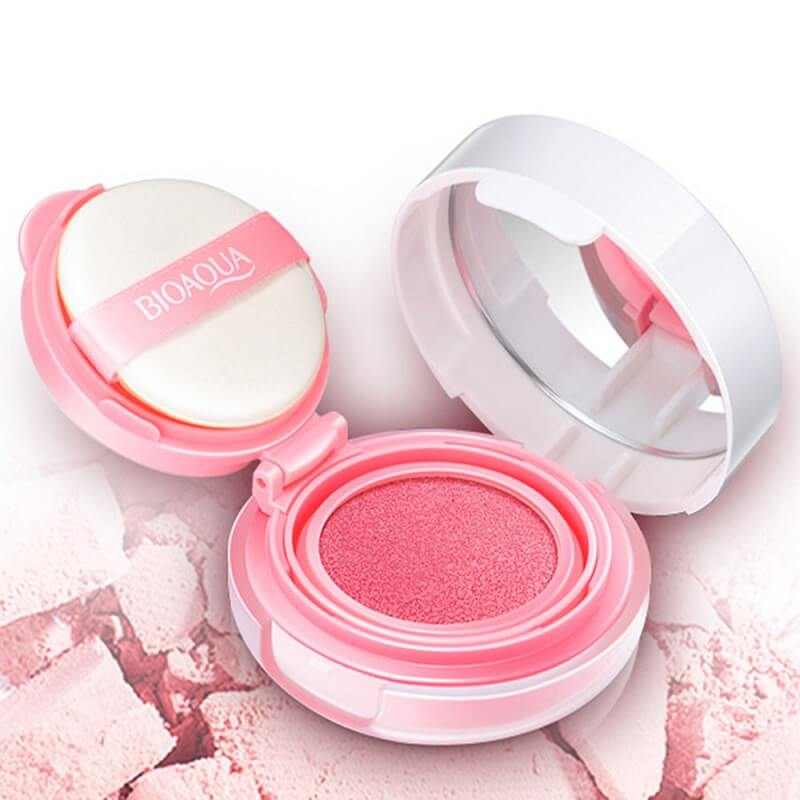 Smooth Muscle Flawless Cheek Cushion Powder - Blusher Glow Soft