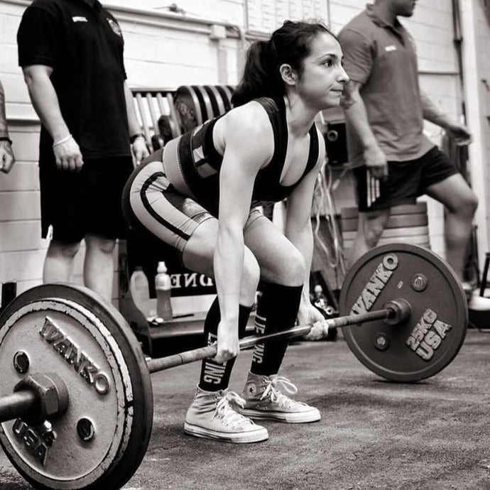 MY JOURNEY INTO WEIGHTLIFTING
