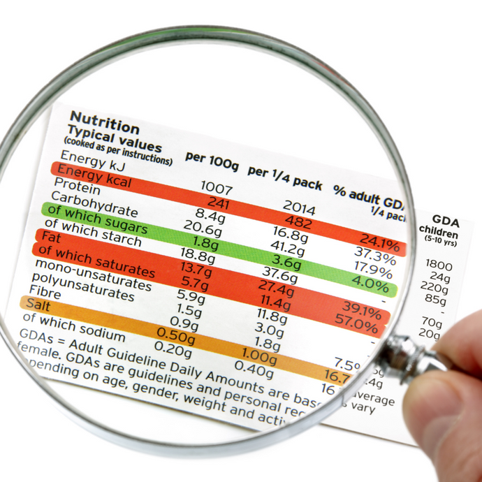 Why Some Nutritional Label Errors Are Causing Weight Gain!