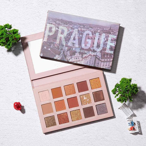 Prague Eyeshadow Palette