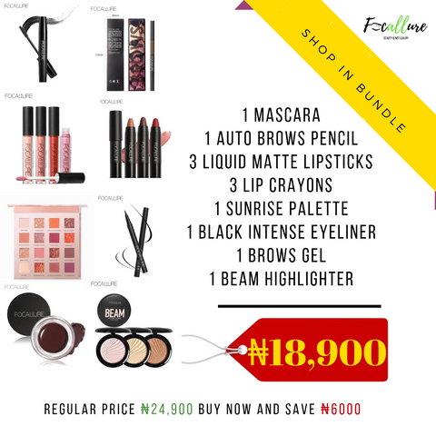 FOCALLURE 12Pcs Special Bundle
