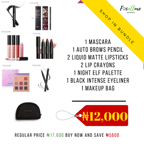 FOCALLURE 9Pcs Special Bundle