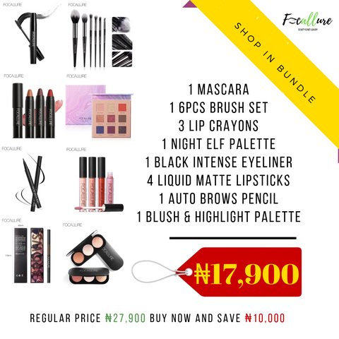 FOCALLURE 13PCS Special Bundle