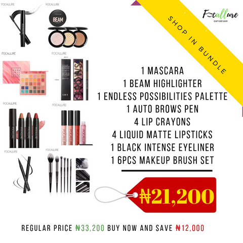 FOCALLURE Pro 13PCS Special Bundle