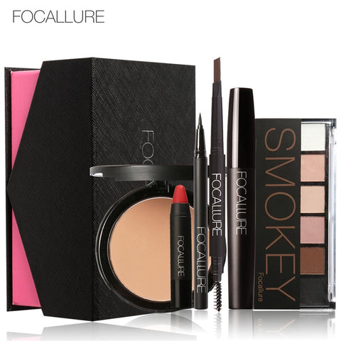 FOCALLURE 6Pcs Daily Use Makeup Kit