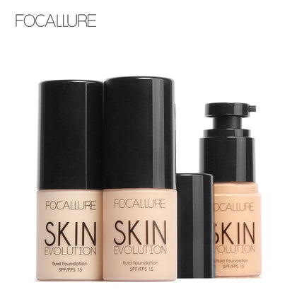 FOCALLURE Liquid Foundation Cream - 2400 each
