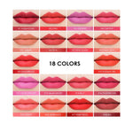 FOCALLURE 18 Colors Waterproof Bullet Matte Lipstick - 2000 each