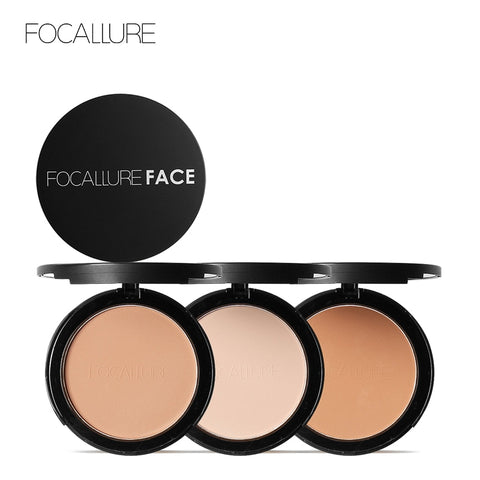 FOCALLURE New Fabulous Pressed Face Makeup Powder - 2000 each