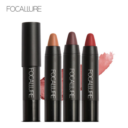 FOCALLURE 19 Colors Matte Lipstick Crayon - 1300 each