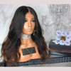 JANET COUTURE BLEACHED KNOTS 18 INCHES, GLUELESS FULL LACE