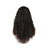 Lace Front Human Hair Wigs Deep Wave ( 8 INCH — 24 INCH)