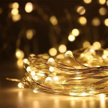 Load image into Gallery viewer, Fairy String Light- 6ft+ long Set of 10
